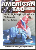 Chen Tai Chi Fighting Applications DVD 3